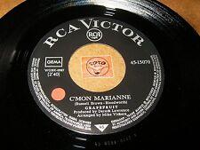 GRAPEFRUIT - C'MON MARIANNE - AIN'T IT GOOD    / LISTEN - POP