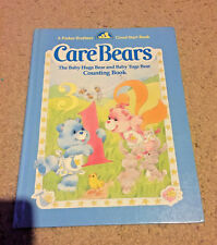 The Baby Hugs Bear and Baby Tugs Bear Counting Book (The Care Bears)