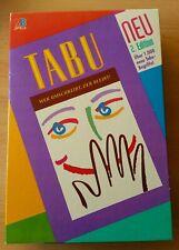 Tabu 2. Edition MB Spiele 100% vollständig
