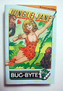 vintage amstrad game amstrad games amstrad game amstrad JUNGLE JANE game VGC