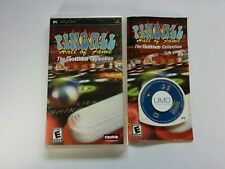 Pinball Hall of Fame The Gottlieb Collection - PSP - Playstation Portable