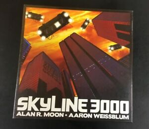 Skyline 3000 Board Game by Z-Man Games Brand New and Sealed