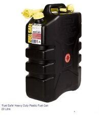 Rheem Fuel Jerry Can 20 Litre Petrol Diesel Water Storage Garage Heavy Duty New