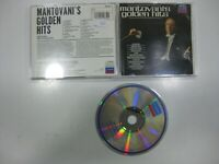 Mantovani And His Orchestra CD Germany MANTOVANI'S GOLDEN HITS