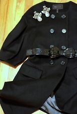 BCBG Max Azria Wool Coat XS