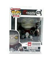 New Funko Pop Gears Of War BOOMER 478 Vinyl Figure