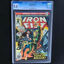 IRON FIST #10 (1976) 💥 CGC 9.8 💥 HIGHEST GRADED - 1 OF ONLY 8! Comic