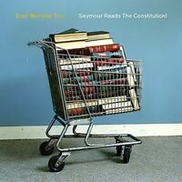 Seymour Reads The Constitution - Brad Mehldau (CD New)