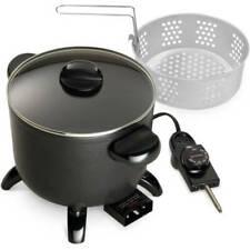 Presto 6qt Kitchen Kettle Multi-Cooker & Steamer 06006
