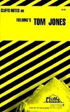 CLIFFS NOTES FEILDING'S TOM JONES