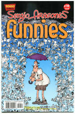Sergio Aragones - FUNNIES #10, NM, Bongo, Groo / Mad fame, 2011, more in store