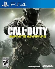 CALL OF DUTY * INFINITE WARFARE * PS4