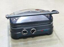 Cusinart Grill & Griddle Black GR47BU