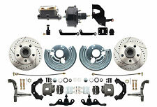 Complete Dodge Dart Mopar A Body Disc Brake Conversion Kit for 5x4.5 Wheels