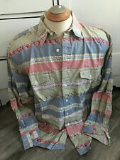 Pendleton Western Colourful X Mens Shirt Size XL