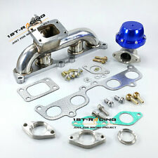 for toyota Tacoma Hilux 4Runner 3RZ-FE 2.7L Turbo Manifold +38mm wastegate F38
