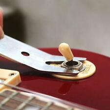 Guitar Bass MULTI-TOOL SPANNER WRENCH remove knobs tighten tuner, jack, bushing