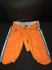 MIAMI DOLPHINS NIKE GAME USED ORANGE COLOR RUSH PANTS SIZE-40 YR-2016 WOW!