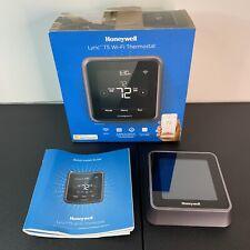 Honeywell RCHT8612WF Lyric T5 Wi-Fi Thermostat - Black