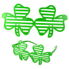 St. Patrick's Day Lucky Shamrock Shutter Shades - Pack of 12