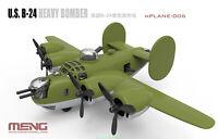 MENG mPLANE-006 U.S.B-24 Heavy Bomber Cute Q Edition 2019 NEWEST Model