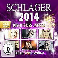 Schlager 2014 - Die Hits des Jahres von Various | CD | Zustand gut