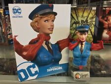 DC Bombshells 7'' SUPERGIRL Statue Bust Limited DC Collectibles New Opened