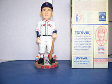 2004 FOREVER TED WILLIAMS COOPERSTOWN COLLECTION BOBBLEHEAD BOSTON RED SOX MINT