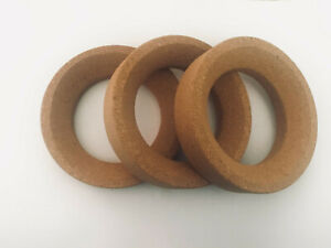 3x Lab Cork Stand Ring 140mm x 90mm for 500-2000mL Flasks Pack of THREE