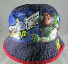 Toy Story Disney Pixar Buzz Lightyear Bucket Hat Ages 1-3 years 100% Cotton