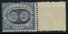 San Marino 1931 Sass. 41 MNH 40% Postage Due cifre