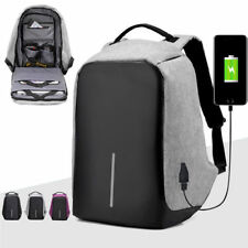 bf575c212370 Anti Theft Laptop Backpack 15.6 Inch Business Bag Computer Water Resistant  Case