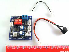 More details for temperature sensor alarm and speed controller pcb for 12v pwm fan om0286a