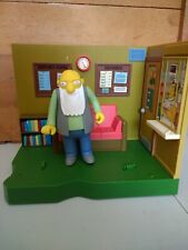 The Simpsons Retirement Castle play set