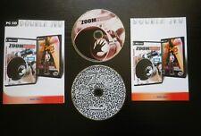 DOUBLE JEU PC CD-ROM : ZOOM MISSION PAPARAZZI + 7 SINS (envoi suivi)