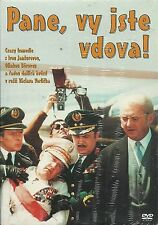 You Are A Widow, Sir! (Pane, vy jste vdova! 1970) Czech classic English subtitle