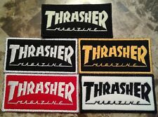 *Love It Or Its Free* Logo Thrasher Embroidered Patch Iron Sew , Free Ship.