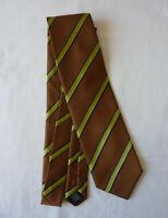 Cravate homme rayure mode costume accessoire vêtement neuf