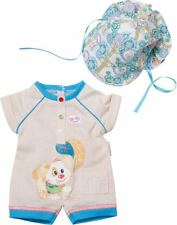 Bébé Born Barboteuse Collection Zapf Vêtements Taille 43 Lapin
