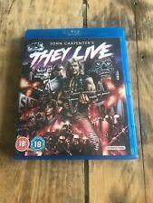 They Live (1988) - John Carpenter - UK Bluray