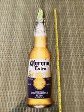 Corona Buttle Beer Tin Sign