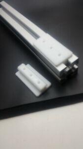 Profilgleiter, Gleiter für Aluprofil Nut 10 Typ Bosch versandkostenfrei