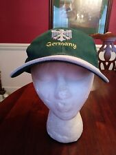 Germany Ball Cap Hunter Green Unsized Adult New