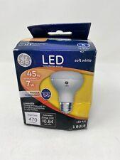 GE LED 7W LEDR20 Soft White Bulb