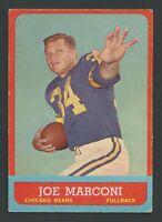 1963 Topps  #66 Joe Marconi VG/VGEX C00016973