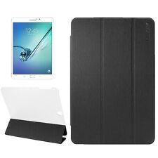 ENKAY Smartcover Nera per Samsung Galaxy Tab S3 9.7 T820 T825 Custodia Borsa