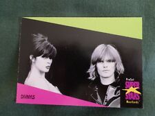 DIVINYLS -# 31 - Super Stars ProSet Musicards- 1991- POP MUSIC TRADE CARD