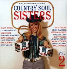 Various ‎– Country Soul Sisters Vol.2: Women In Country Music 1956-78 Vinyl 2LP
