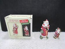 "1993 International Santa Claus Collection ""Pere Noel"" France Double Pack"