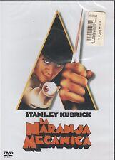 A Clockwork Orange - La Naranja Mecanica - DVD 2008 - Kubrick - Sealed Region 4